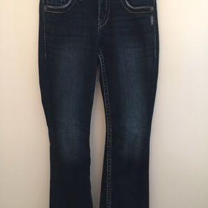 "Silver Jeans Company ""Suki"" Jeans  W25 L32"